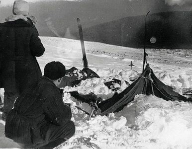 Półnadzy wybiegli w panice z namiotu, zdzierali sobie skórę o gałęzie....