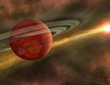 Naukowcy odkryli nową egzoplanetę w wieku niemowlęcym. Jest niezwykła