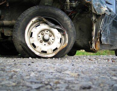 Wypadek w Wadowicach. 10 osób rannych