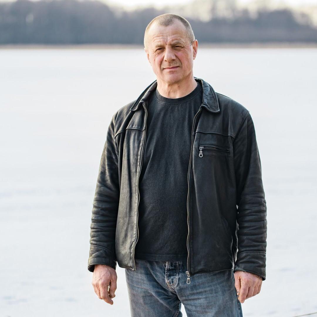 """Krzysztof, 55 lat, kandydat do programu """"Rolnik szuka żony"""""""
