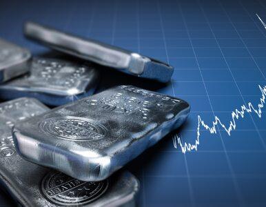 Ceny srebra nadal rosną. Kruszec jest najdroższy od siedmiu lat