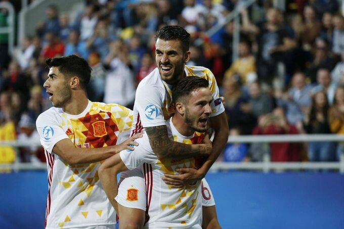 Reprezentanci Hiszpanii