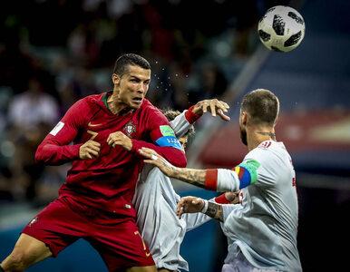 Sześć goli w hicie mundialu! Ronaldo z hat-trickiem i podział punktów