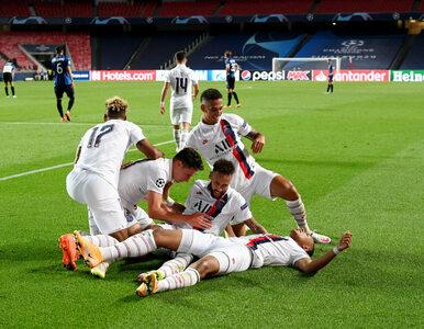Dziś Liga Mistrzów. RB Lipsk zagra z Paris Saint Germain po raz pierwszy...