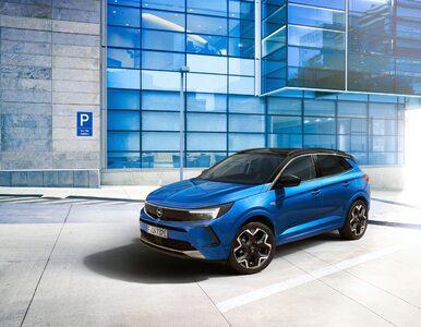 Najpierw Astra, teraz Grandland. Opel szaleje z designem