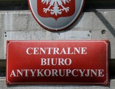 Burmistrz Sulmierzyc zatrzymany przez CBA