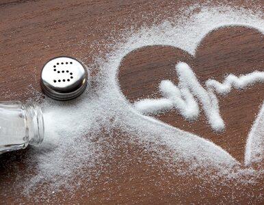 Jak sprawić, by sól była mniej szkodliwa? Proste rozwiązanie może...