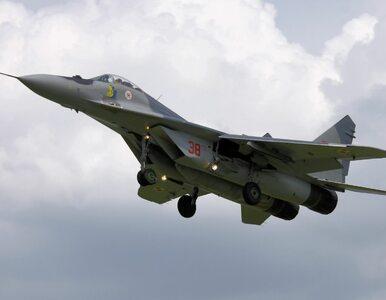 Katastrofa samolotu MiG-29. Sprawę zbada Komisja Badania Wypadków...