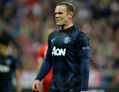 Rooney nie zagra z Evertonem albo nawet... do końca sezonu?