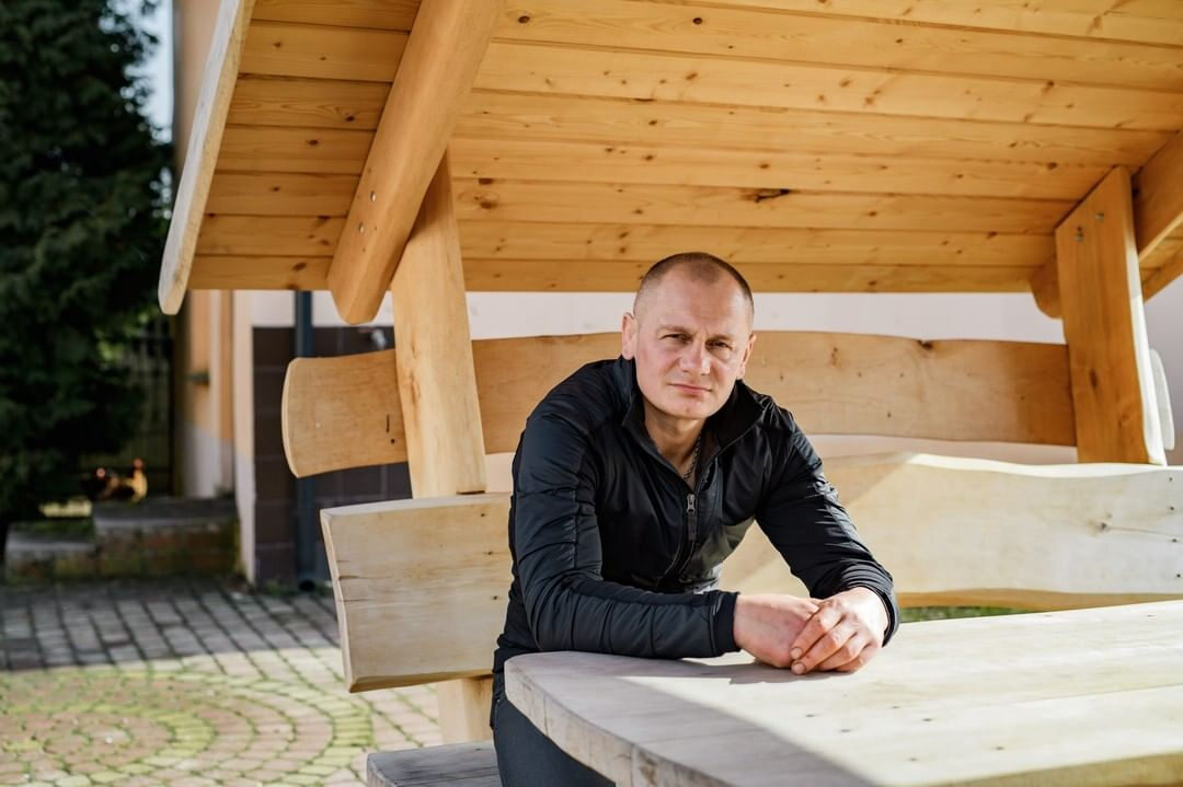 """Łukasz, 37 lat, kandydat do programu """"Rolnik szuka żony"""""""