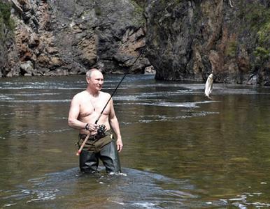Aktywne wakacje Władimira Putina. Te zdjęcia prezydenta Rosji podbiły sieć
