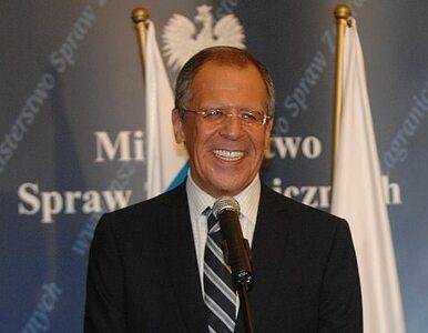 Ławrow: Lekkomyślne rozszerzanie NATO osłabia stabilność w Europie