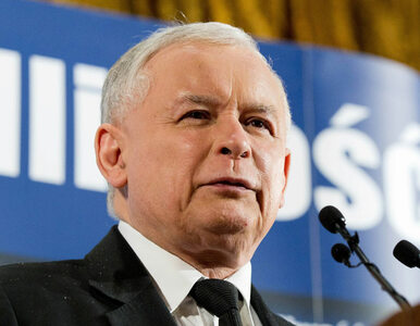 Kaczyński przekonuje: Pupa to doświadczony parlamentarzysta