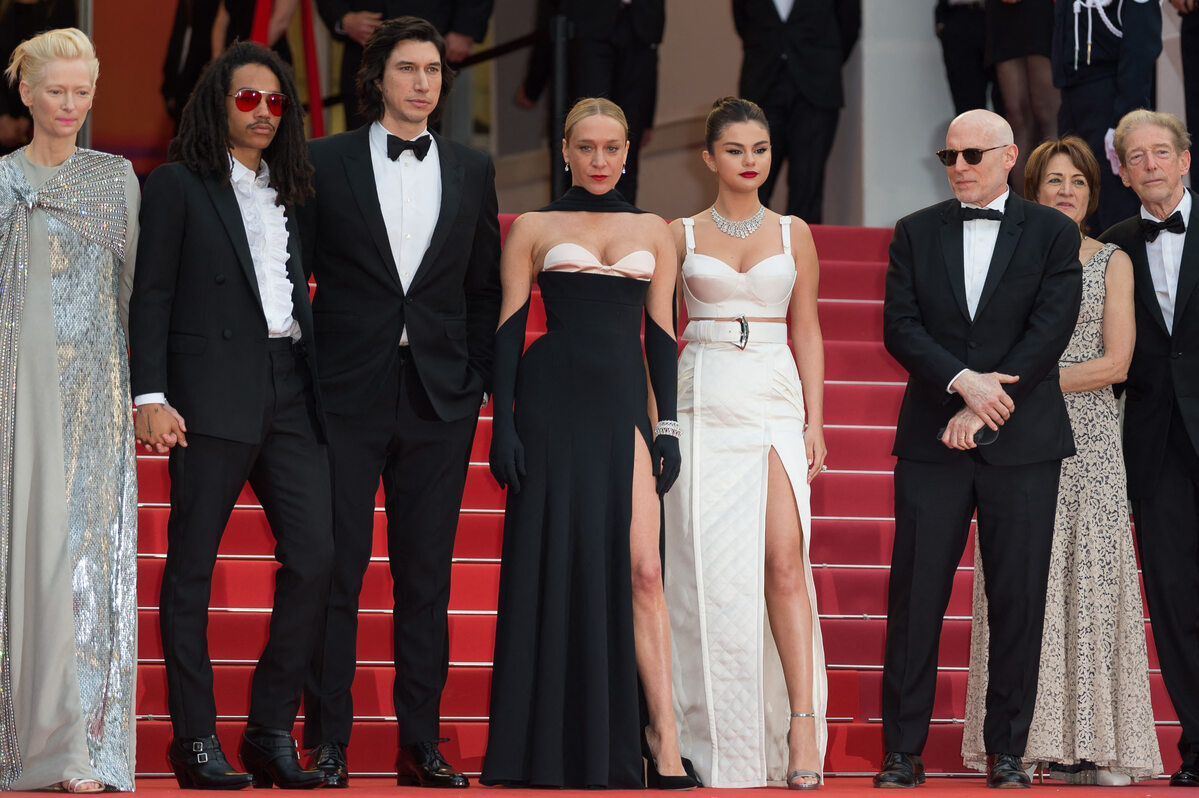 Selena Gomez i Bill Murray w Cannes