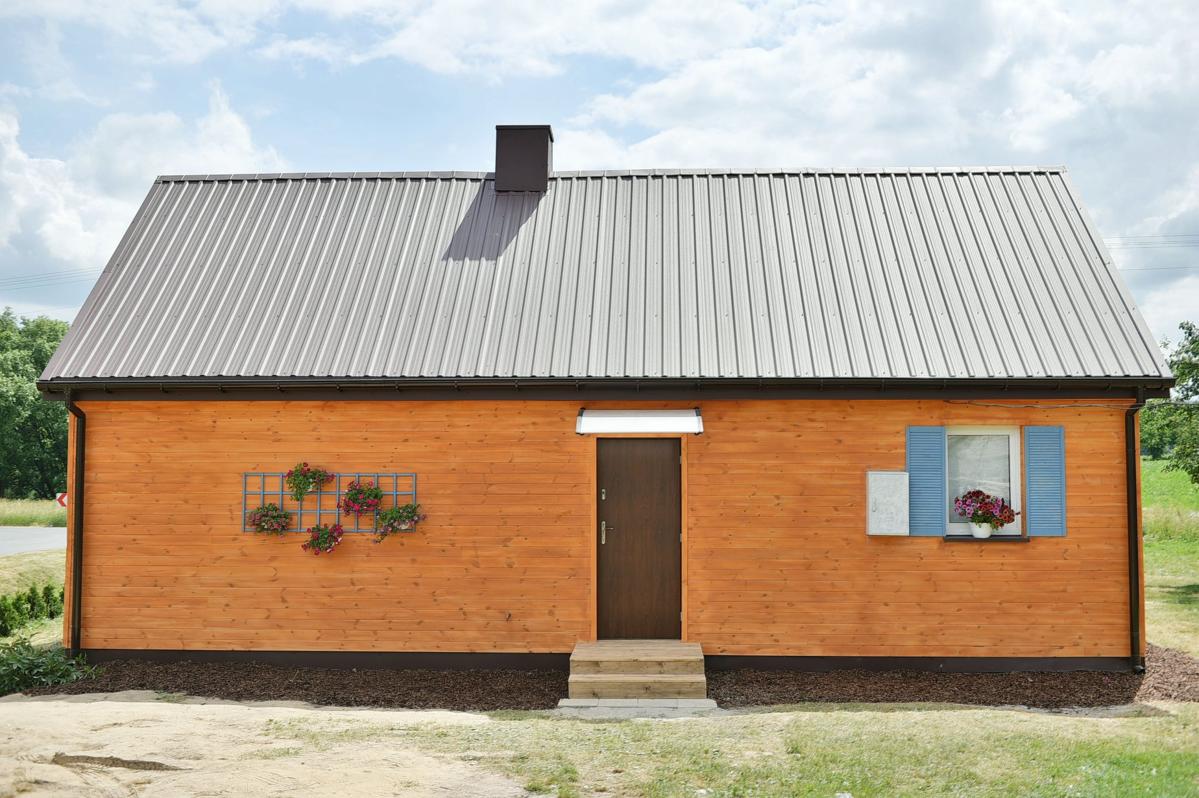"""Efekty remontu ekipy programu """"Nasz nowy dom"""" we wsi Buchałowice"""
