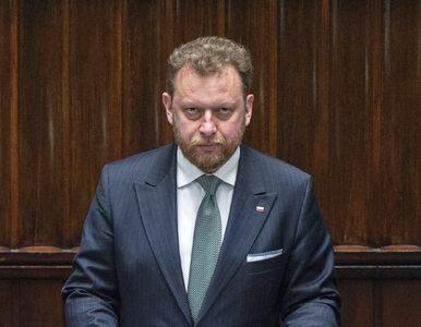 Wniosek o wotum nieufności dla Łukasza Szumowskiego odrzucony przez Sejm