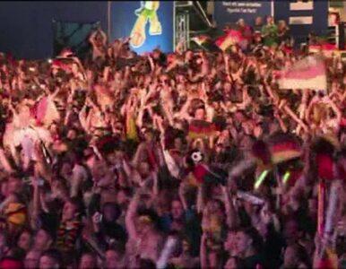 Niemcy znowu mistrzami świata. Tak świętował Berlin