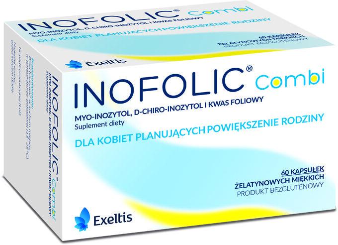 Inofolic Combi, suplement diety
