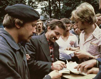 """""""Wyróżnia nie mnie, lecz jest nagrodą dla Solidarności"""". Lech Wałęsa i..."""