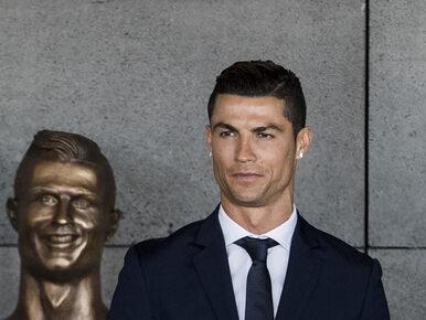 Cały świat śmieje się z rzeźby Ronaldo. Co na to sam piłkarz?