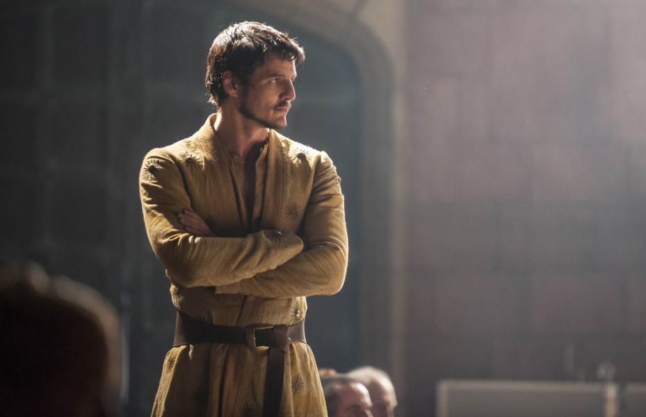 """W jaki sposób """"Góra"""" zabił księcia Oberyna Martella?"""