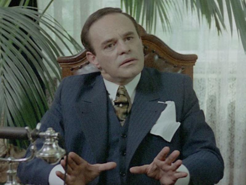 Prezesem jakiego banku został Dyzma?