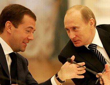 Miedwiediew: Mam nadzieję, że wśród wprowadzających sankcje nie ma...