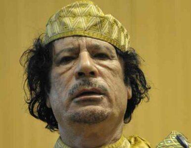 Rosja: Kadafi jest politycznym trupem