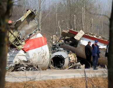Niepublikowane nagranie z kokpitu Tu-154M