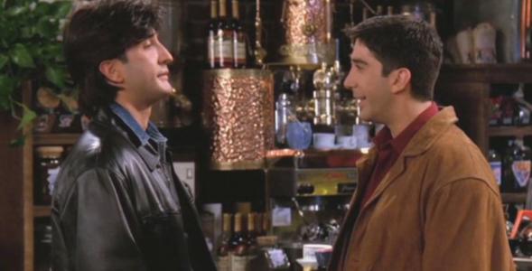 """Quiz z serialu """"Przyjaciele""""! Pytamy o 10. odcinek 2. sezonu – """"Ten z..."""