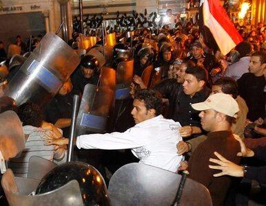 W Kairze znowu słychać strzały