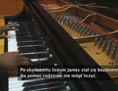 Z ulicy do Carnegie Hall. Historia bezdomnego pianisty