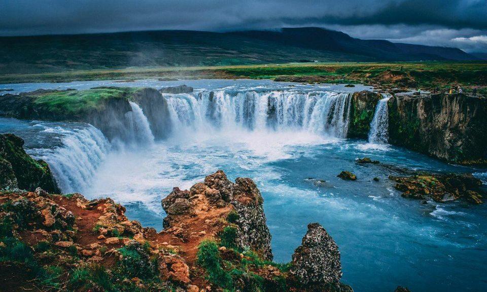 Wśród oscarowych nagród pocieszenia znalazła się wycieczka na Islandię