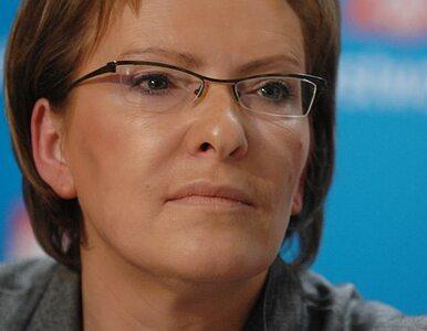 Kopacz: Przekażemy 100 mln euro Ukrainie