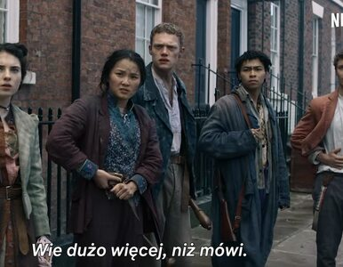 """Nastolatki, demony i Sherlock Holmes? """"Ferajna z Baker Street"""" ma..."""
