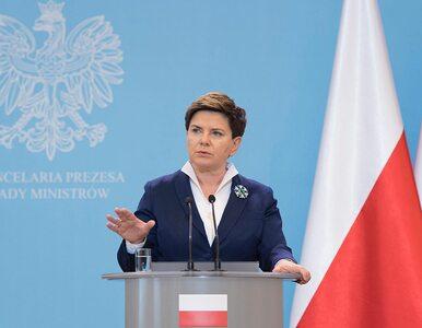 Beata Szydło: List piszą ci, którzy stracili władzę