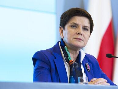 List i spotkania z premierami. Beata Szydło rozpoczyna dyplomatyczną...