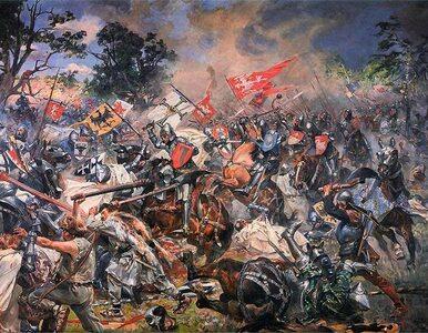 Bitwa pod Grunwaldem. Cztery godziny, które wstrząsnęły Europą