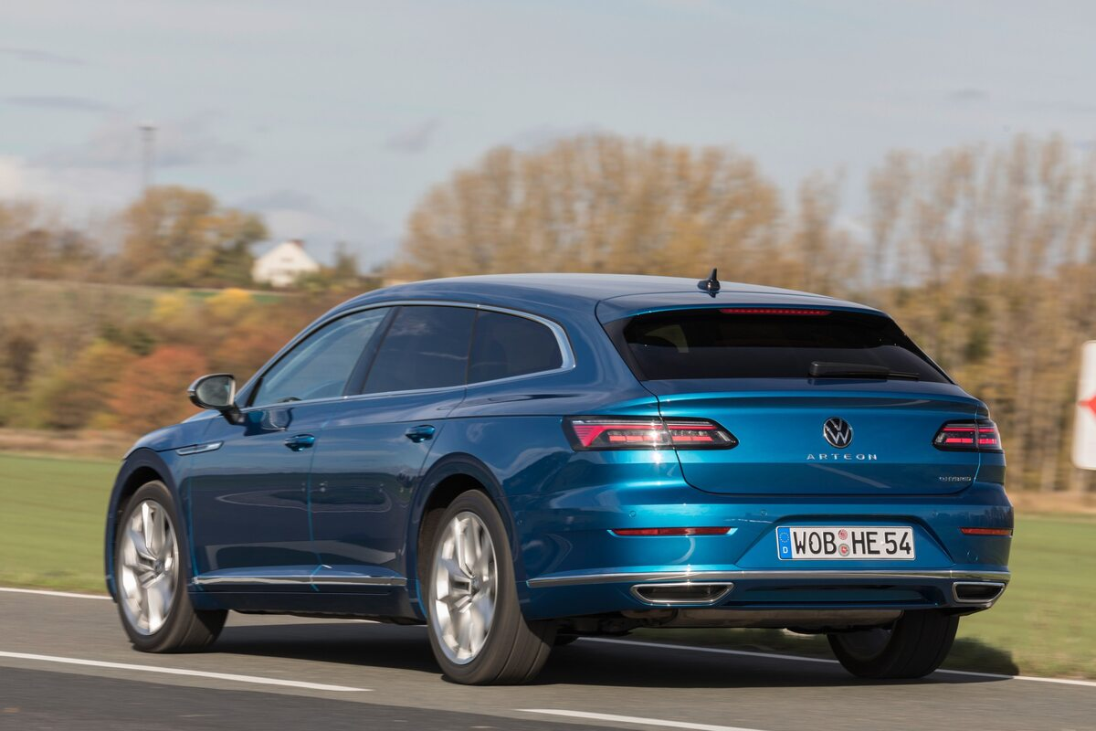 Volkswagen Arteon R i Arteon R Shooting Brake