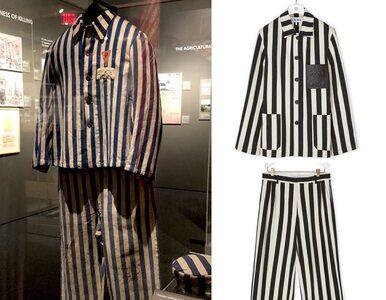 Luksusowa marka przeprasza za ubranie przypominające pasiaki z obozów...