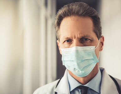 Lekarz radzi, jak samemu zrobić maseczkę ochronną