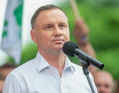 """Andrzej Duda: Pochodzę z krakowskiej inteligencji. """"Krakówek"""" raczej na..."""