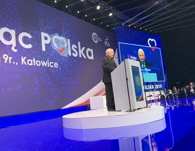 Konwencja PiS w Katowicach. Kaczyński: Polska musi pozostać wyspą...