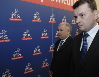 Błaszczak: Kluzik-Rostkowska popełnia błąd polityczny