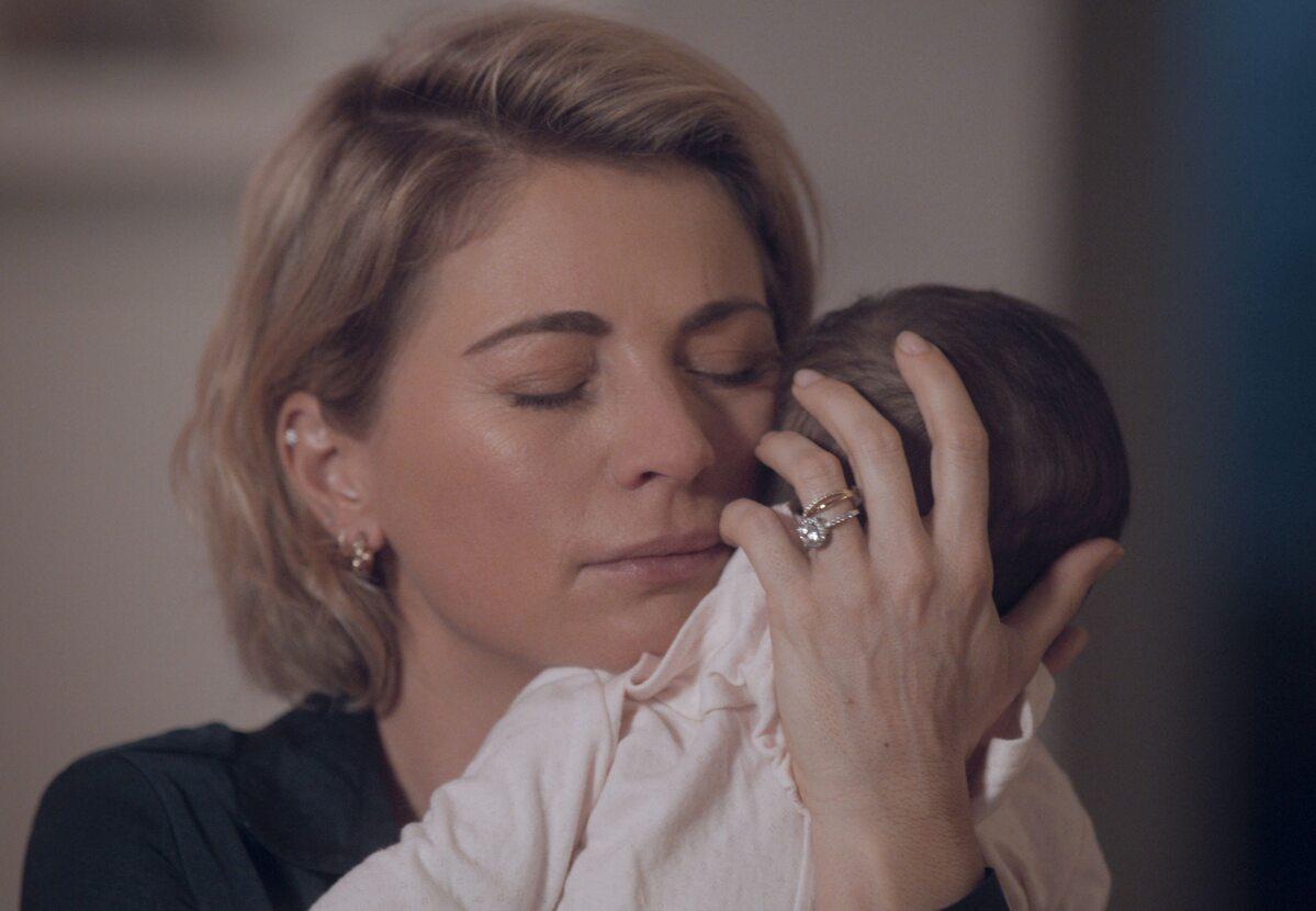 """Ludwika Paleta w serialu """"Córka innej matki"""""""