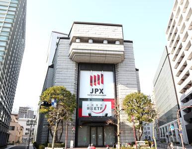 Giełda w Tokio stanęła na cały dzień pierwszy raz w historii....