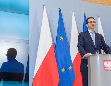 CBOS: Polacy oceniają premiera Morawieckiego i rząd najgorzej w tym roku