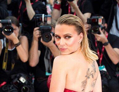 """Scarlett Johansson pozwała Disneya. Wszystko przez film """"Black Widow"""""""