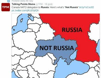 """Rosja i """"nie-Rosja"""". Ambasada USA stworzyła przewodnik dla rosyjskich..."""