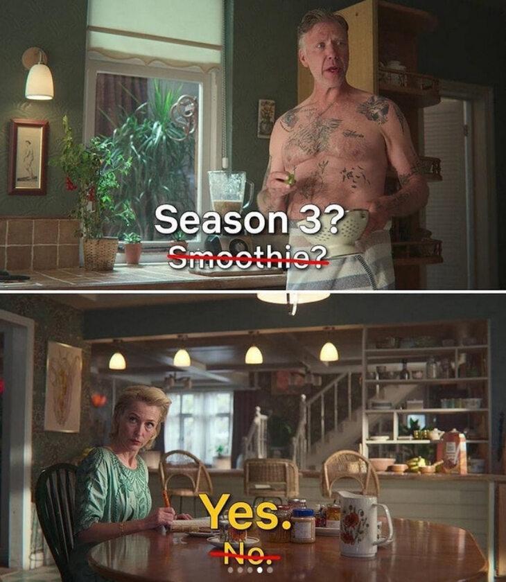 Sezon 3?/Tak